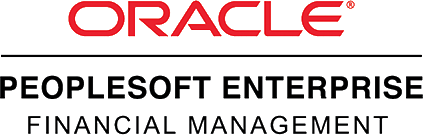 Oracle PeopleSoft Financial Management logo