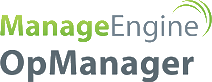 ManageEngine OpManager v12 logo