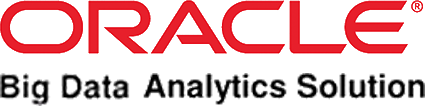Oracle Big Data Analytics logo
