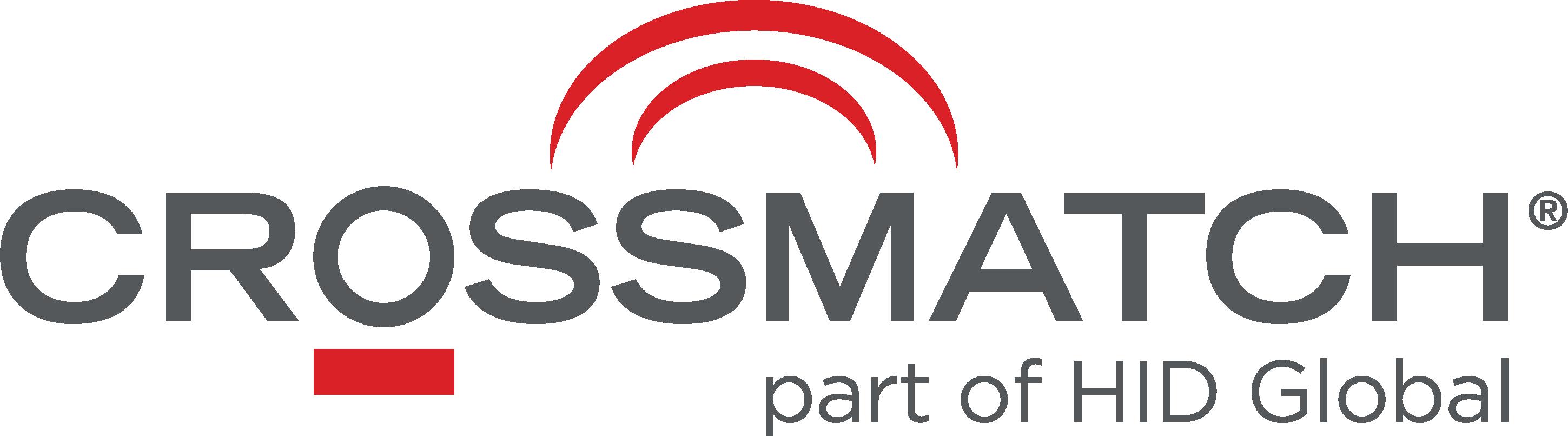 Crossmatch DigitalPersona logo
