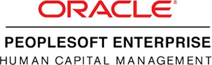 Oracle PeopleSoft HCM logo