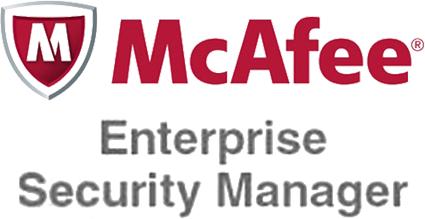 McAfee Enterprise Security Manager logo