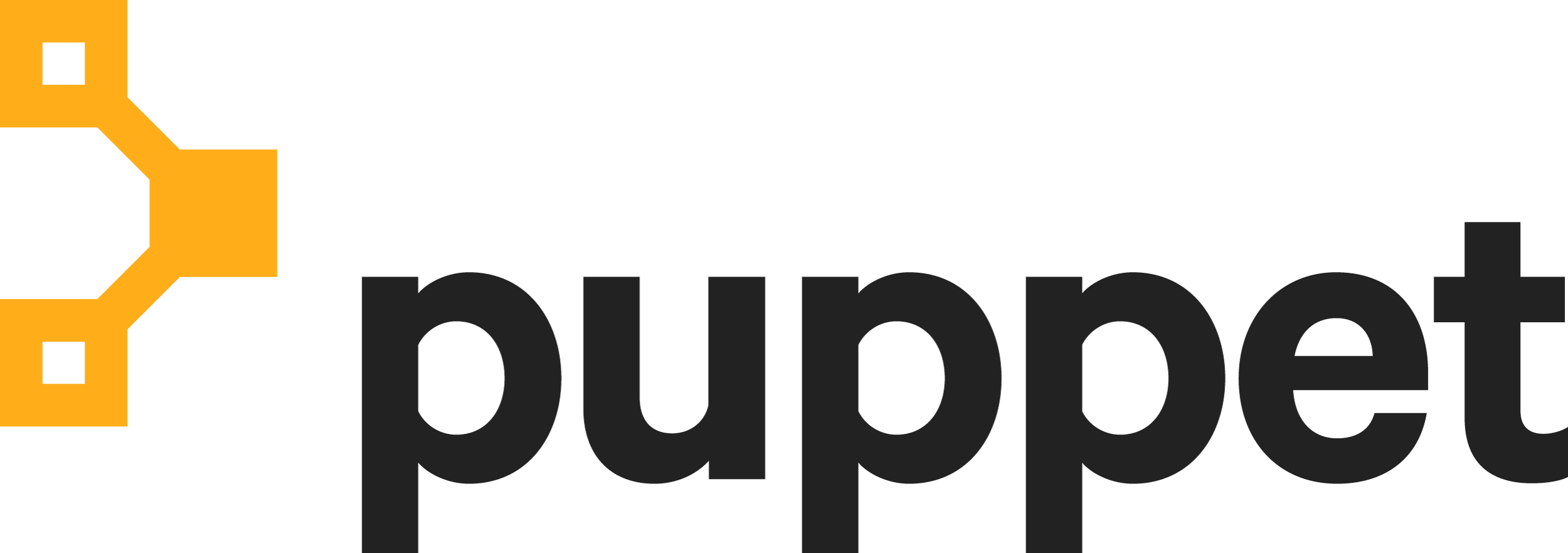 Puppet Enterprise logo