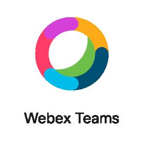 Cisco Webex Teams logo
