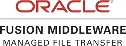 Oracle Managed File Transfer logo