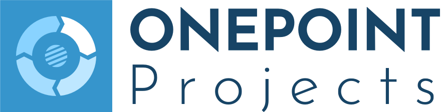 ONEPOINT Projects PPM logo