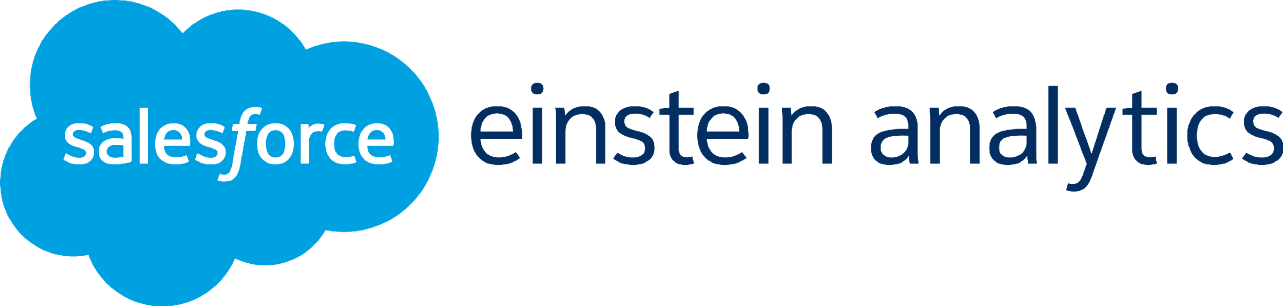Salesforce Einstein Analytics logo