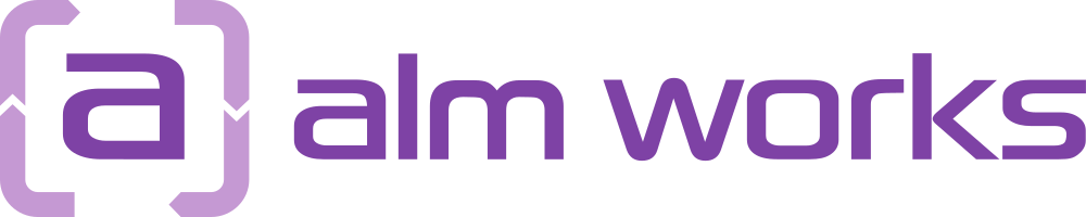 ALM Works for Jira logo