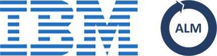IBM Rational Collaborative Lifecycle Management (CLM) logo