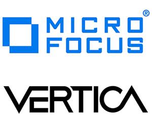Micro Focus Vertica logo