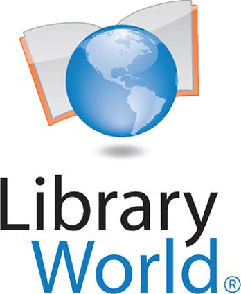 LibraryWorld logo