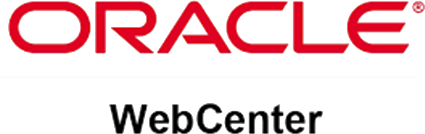 Oracle WebCenter Sites logo