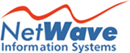 NetWave Retail Management System logo