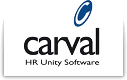 Carval HR Unity logo