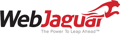 WebJaguar B2C Commerce logo