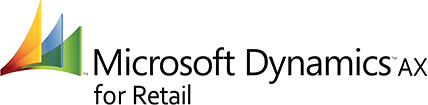 Microsoft Dynamics for Retail logo