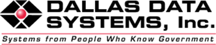 Dallas Data Systems Government Financial Management logo