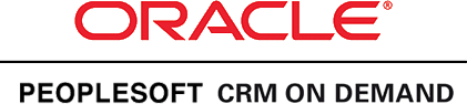 Oracle PeopleSoft CRM logo