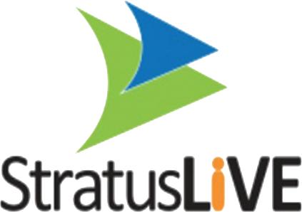StratusLIVE Fundraising Software logo