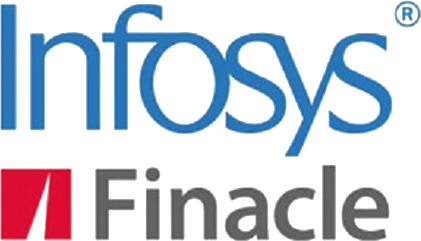 Finacle Universal Banking CRM Solution logo