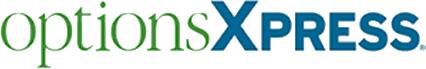 OptionsXpress logo