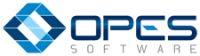 Opes Software logo