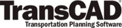 TransCAD Transportation Planning logo