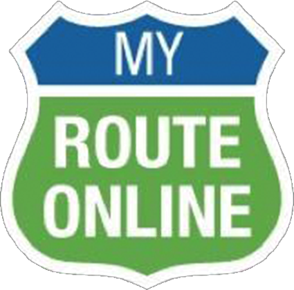 My Route Online logo