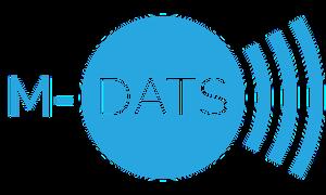 M- DATS logo