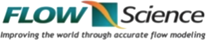 Flow Science FLOW-3D logo