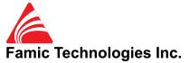 Famic Automation Studio logo