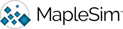 Waterloo MapleSim logo
