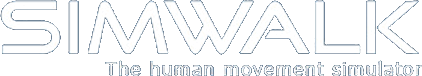 SimWalk logo