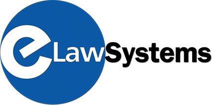 eLawSystems Criminal Case Management logo