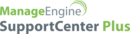 SupportCenter Plus logo