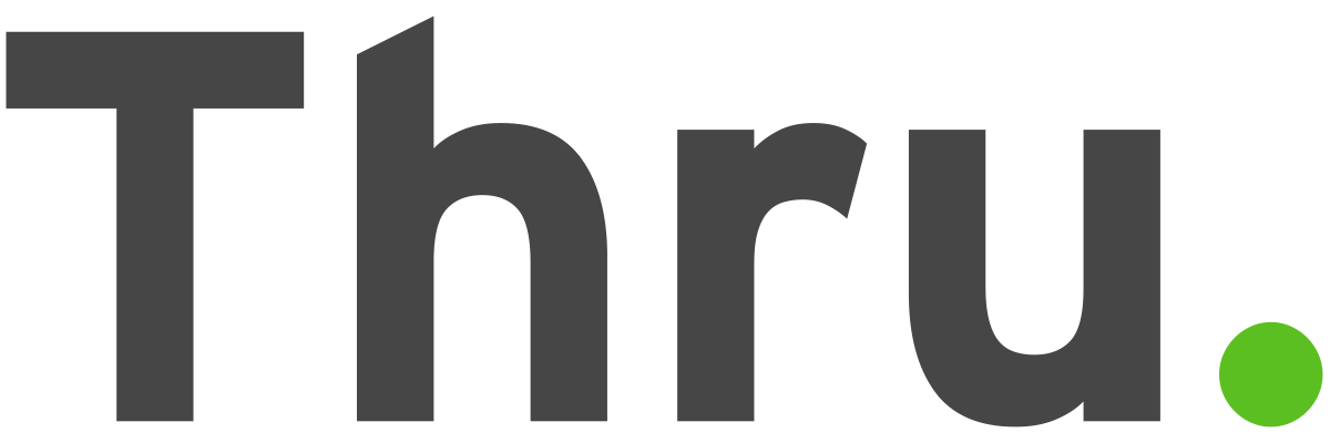 Thru OptiPaaS logo