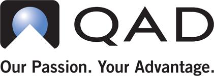 QAD Cloud ERP logo