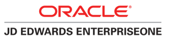 Oracle JD Edwards EnterpriseOne Customer Relationship Management logo