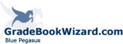 Blue Pegasus GradeBookWizard logo