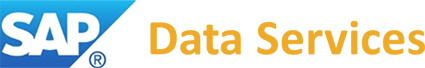 SAP Data Management logo