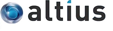 Altius Flex MDM Studio logo