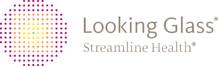 Looking Glass- Streamline Health logo