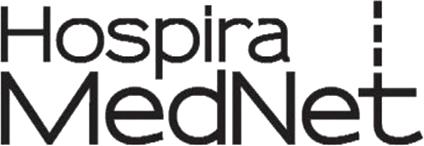Hospira MedNet logo