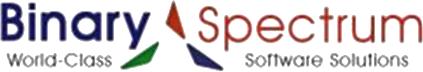 Binary Spectrum Healthcare Portal logo