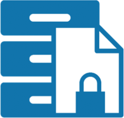 OpenText DLP logo