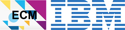 IBM ECM logo