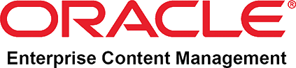 Oracle ECM logo