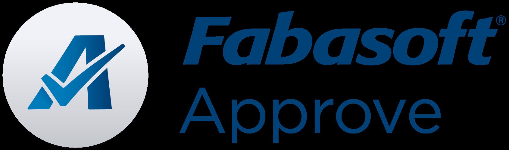 Fabasoft Approve logo
