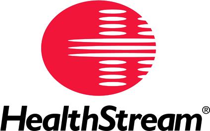 HealthStream Learning Center logo