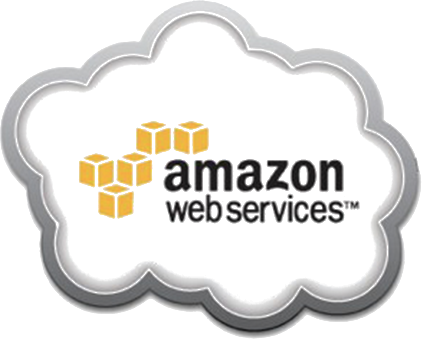 Amazon Web Services Cloud Infrastructure Services logo